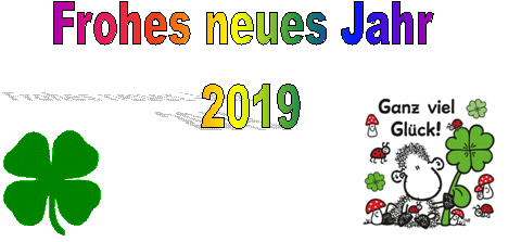 frohes neues 2019